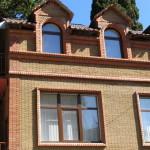 Архитектура и кирпич Фагот