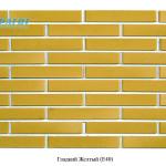 Гладкий жёлтый (Е40)