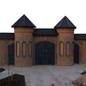 Замок из кирпича Фагот